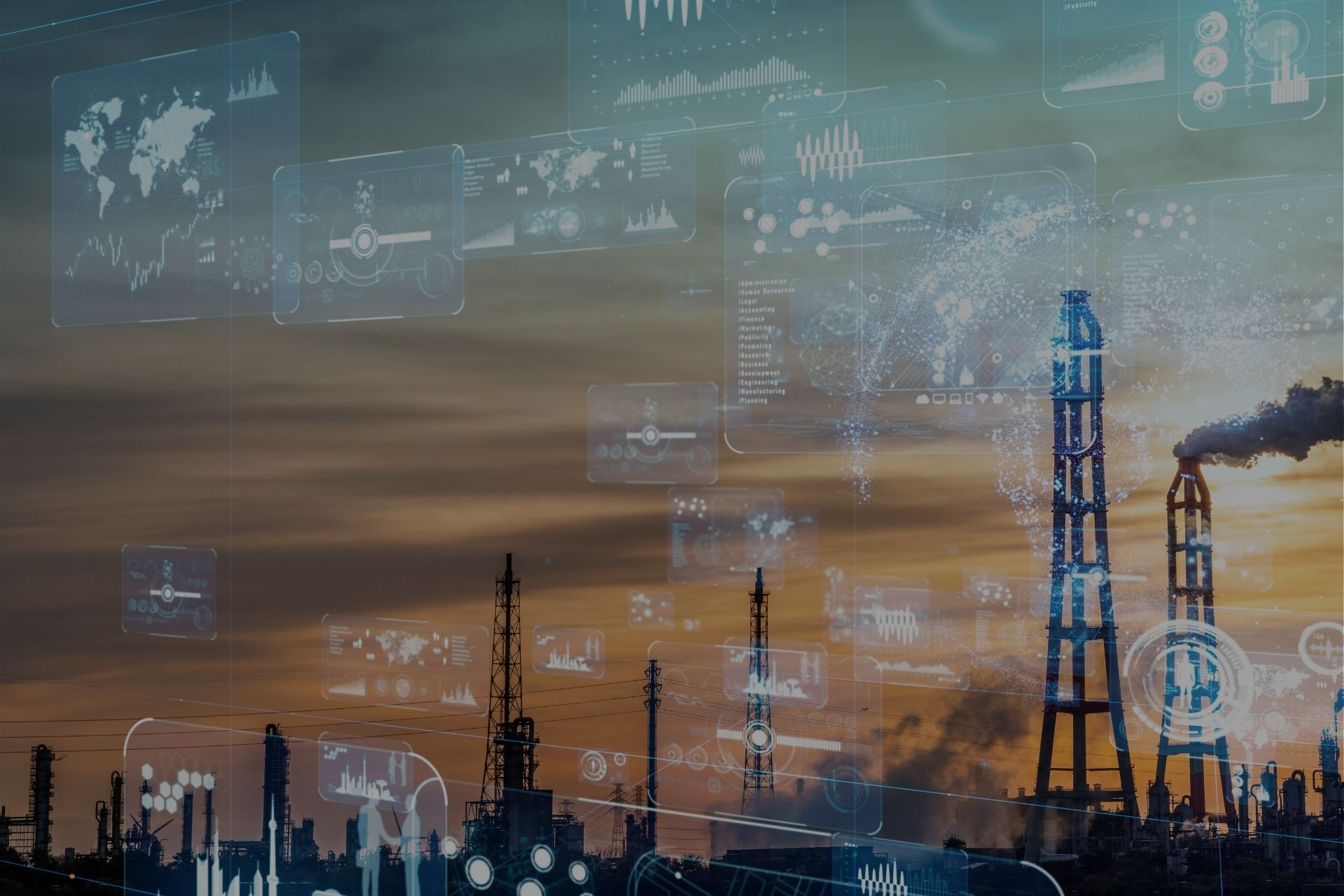 Industrial IOT Solutions Banner