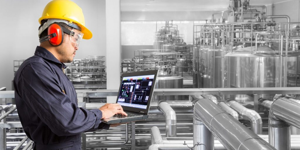 Chemical IIoT Solution for Enhanced Operational Capabilities