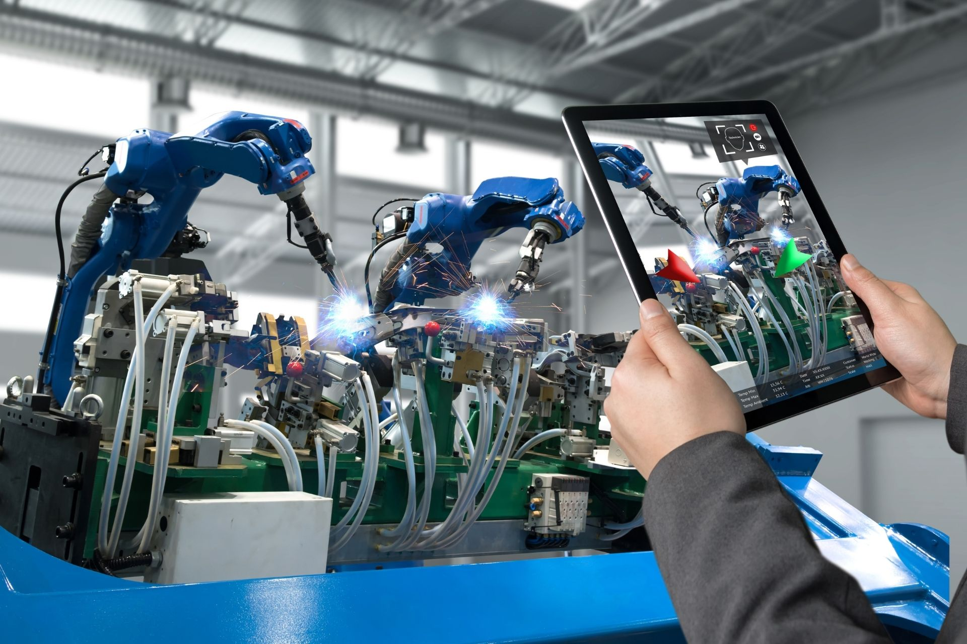 IoT-Powered Automotive Industry Solution for Enhancing Efficiency