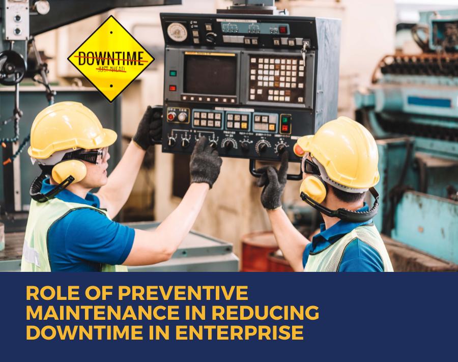 preventive maintenance software