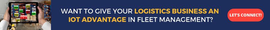 iot in fleet management