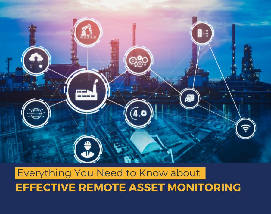iot remote asset monitoring
