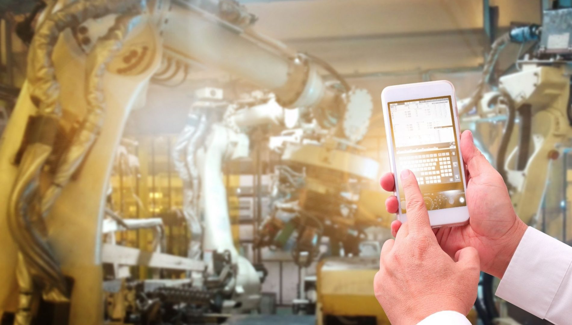 Looking for Enhancing Productivity of Your Manufacturing Plant through IIoT?